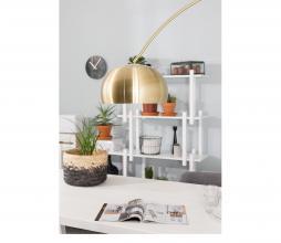 Afbeelding van product: Zuiver Bow booglamp metaal brass