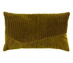 Afbeelding van product: BePureHome Welts sierkussen 30x50 cm velvet tea leaves