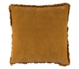 Afbeelding van product: BePureHome Bald sierkussen 45x45 cm velvet fudge