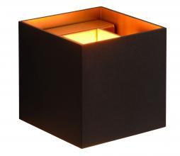 Afbeelding van product: Selected by Xio wandlamp metaal zwart/goud