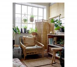 Afbeelding van product: Selected by Rockie hangende plantenpot jute naturel