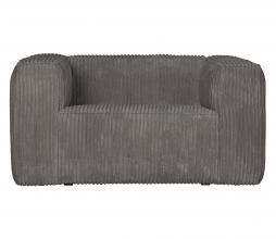 Afbeelding van product: WOOOD Exclusive Bean fauteuil grove ribstof terrazzo