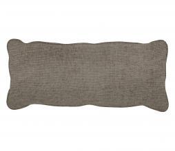 Afbeelding van product: WOOOD Exclusive Bean kussen grove melange stof travertin