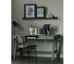 Afbeelding van product: WOOOD Wandplank fotolijsten 120 cm hout zwart