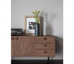 Afbeelding van product: WOOOD Prato dressoir hout walnoot