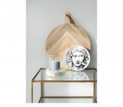 Afbeelding van product: Zusss serveerplank Ø40 cm hout bruin
