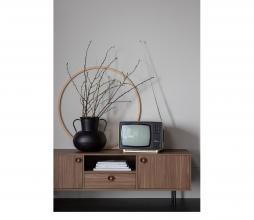 Afbeelding van product: WOOOD Prato tv meubel hout walnoot