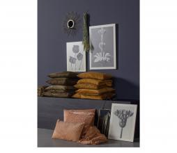 Afbeelding van product: BePureHome Waving gebreid plaid 130x170 cm fudge
