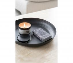 Afbeelding van product: Zusss stylingbord metaal div. afmetingen metaal zwart Ø30cm