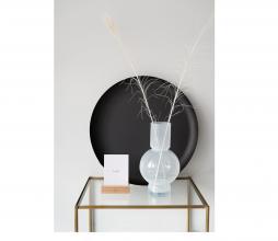Afbeelding van product: Zusss stylingbord metaal div. afmetingen metaal zwart Ø50cm