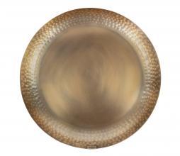 Afbeelding van product: Zusss stylingbord metaal div. afmetingen metaal brons Ø30cm