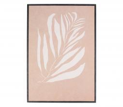 Afbeelding van product: Zusss schilderij takje 35x25 cm kaki