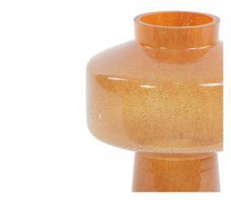 Afbeelding van product: Selected by Trasmon vaas Ø23,5 cm glas perzik