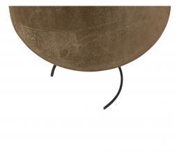 Afbeelding van product: BePureHome Thin bijzettafel Ø39cm metaal antique brass