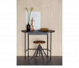 Afbeelding van product: WOOOD Belle bureau grenen/metaal zwart