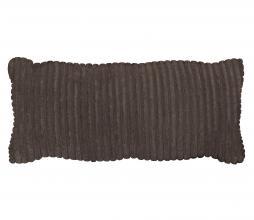 Afbeelding van product: WOOOD Exclusive Bean kussen grove ribstof mud
