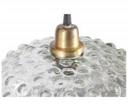 Afbeelding van product: BePureHome Soap hanglamp Ø31cm glas transparant