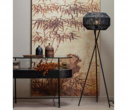Afbeelding van product: WOOOD Exclusive Imani bijzettafel metaal zwart