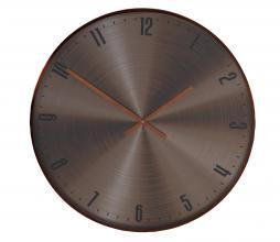 Afbeelding van product: Selected by Ipera klok div. afmetingen antiek koper Ø74 cm