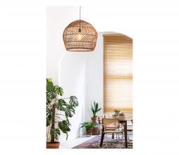 Afbeelding van product: Selected by Moloko hanglamp Ø65 cm rotan bruin