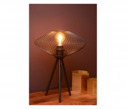 Afbeelding van product: Selected by Mesh tafellamp Ø30cm metaal zwart