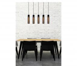 Afbeelding van product: Selected by Lionel hanglamp metaal zwart