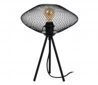Selected by Mesh tafellamp Ø30cm metaal zwart