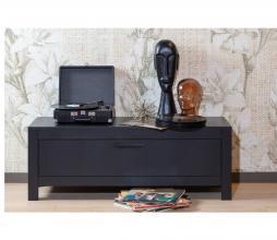 Afbeelding van product: Basiclabel Bonk tv meubel grenen matzwart