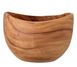 Afbeelding van product: Selected by Nature schaal acaciahout bruin