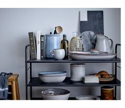 Afbeelding van product: Selected by Elvia snijplank marmer zwart/wit
