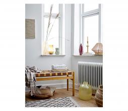 Afbeelding van product: Selected by Ginette kussen 45x45 cm katoen aardetinten