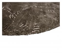 Afbeelding van product: WOOOD Naya vloerkleed div. afmetingen plant dessin Ø200 cm