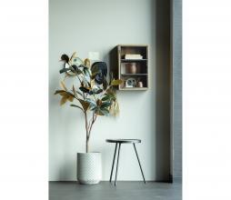 Afbeelding van product: WOOOD Teddy hangkast hout/metaal bruin