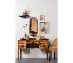 Afbeelding van product: BePureHome Boudoir kaptafel bruin hout