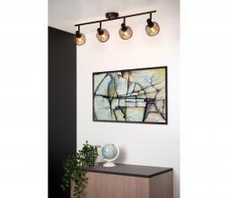 Afbeelding van product: Selected by Maren plafondspot 4x metaal zwart