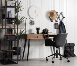 Afbeelding van product: Moreno klok Ø43 cm marmer wit