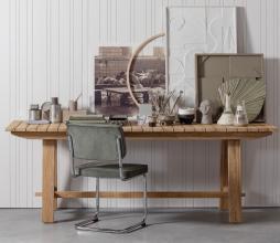 Afbeelding van product: WOOOD Morten tuintafel 220x75 cm teak naturel