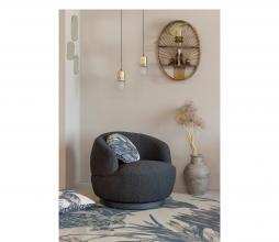 Afbeelding van product: BePureHome Sprinkle hanglamp metaal antique brass