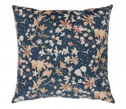 Afbeelding van product: BePureHome Bouquet kussen printed velvet 50x50cm milk