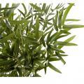 Thumbnail van WOOOD Bambusa kunstplant 100cm groen