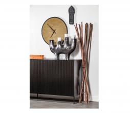 Afbeelding van product: WOOOD Exclusive Dex kaarsenstandaard div. afmetingen metaal zwart 60 cm