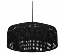 Afbeelding van product: BePureHome Construct hanglamp bamboe zwart