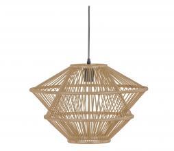 Afbeelding van product: BePureHome Bamboo hanglamp bamboe naturel