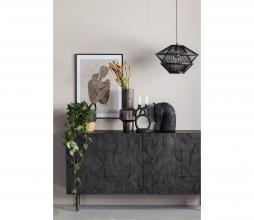 Afbeelding van product: Selected by Chika kunstlijst grenen zwart