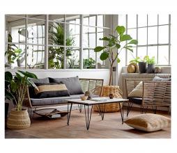Afbeelding van product: Selected by Mundo salontafel (binnen-buiten) cement grijs