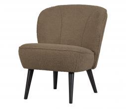 Afbeelding van product: WOOOD Sara fauteuil teddy clay