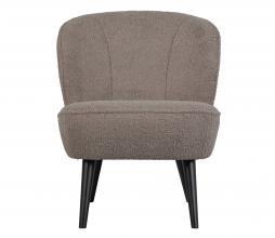 Afbeelding van product: WOOOD Sara fauteuil teddy mud