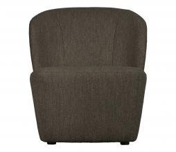 Afbeelding van product: vtwonen Lofty fauteuil bouclé bruin