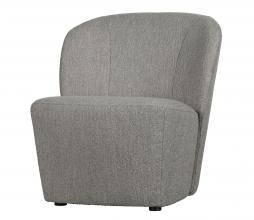 Afbeelding van product: vtwonen Lofty fauteuil bouclé grijs