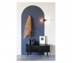 Afbeelding van product: Zuiver Barbier dressoir hout zwart